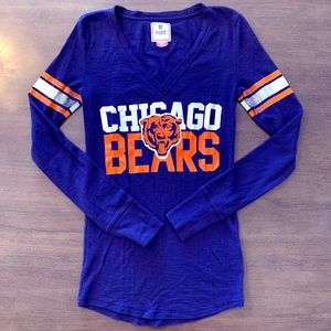Victoria's Secret PINK Chicago Bears Thermal
